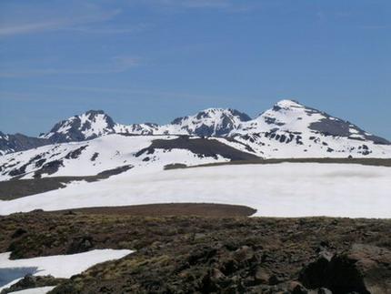 Cerro Peine desde El Enladrillado