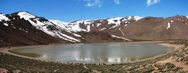 Laguna Copín