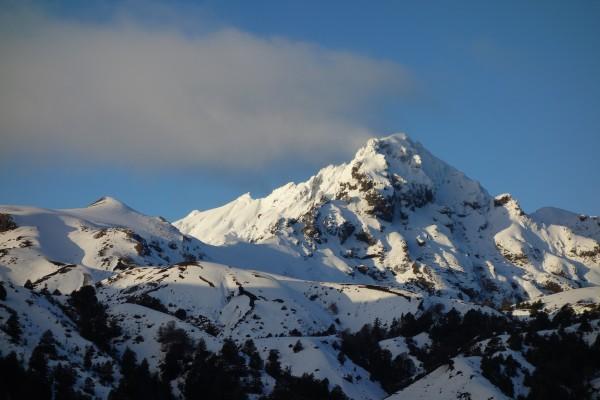 Cara Suroeste cerro La Picada