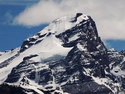 Cumbre del Parva del Inca
