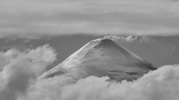 Volcán Villarrica desde Panguipulli