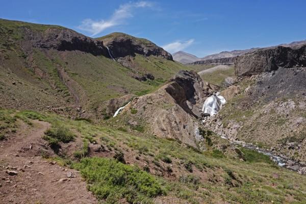 Últimas cascadas