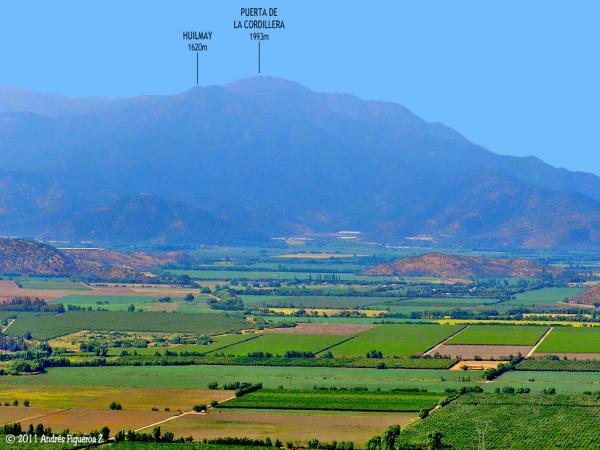 Cerro Puerta de la Cordillera