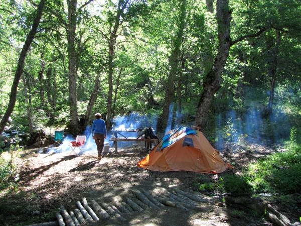 Campamento Santa Andrea