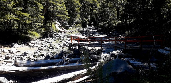 Río Pichillancahue