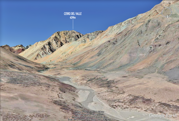 Valle del río Maipo