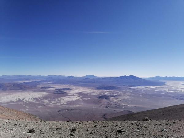 Mirando a Bolivia