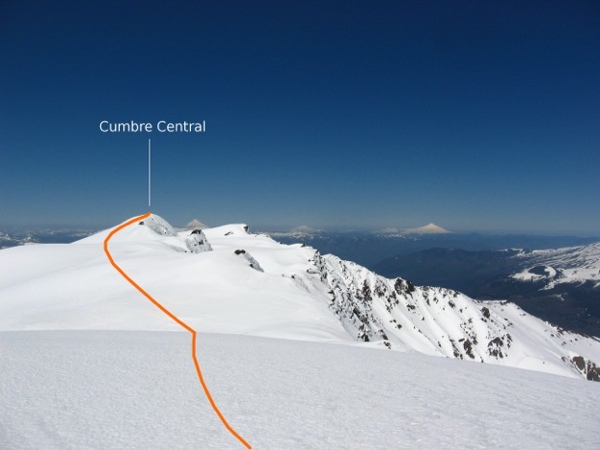 Cumbre Central