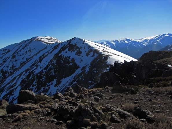 Vista desde el Morro Ovejería
