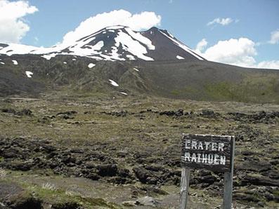 Cráter Rayhuén